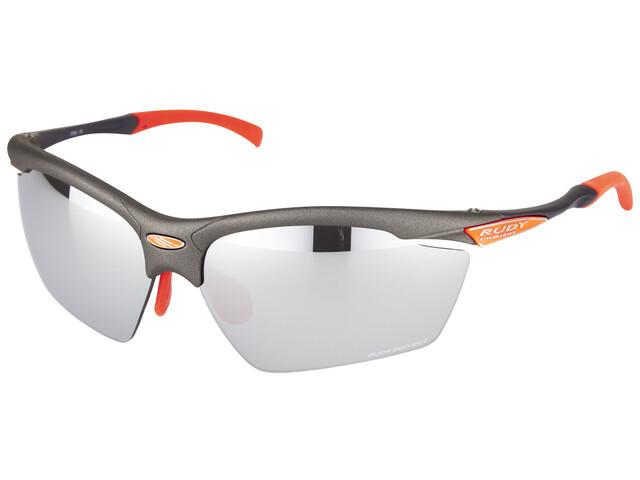 Rudy Project Agon Cykelbriller grå/orange